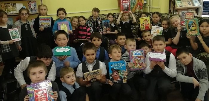 «Наши истоки. Читаем фольклор». В Горно-Алтайске прошла акция ко Дню родного языка