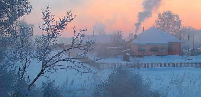 На Алтай идут крепкие морозы, МЧС призывает к осторожности
