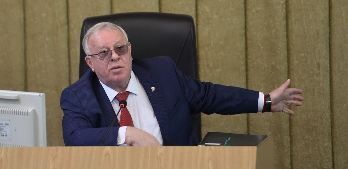 Александр Бердников попал в группу «неизменных» губернаторов