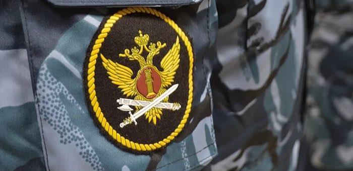 Заключенного наказали за то, что плюнул на форму сотрудника ОФСИН