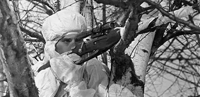 Алтайский охотник стал лучшим снайпером батальона