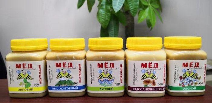 Горно-алтайская компания приступила к крупным поставкам меда в Китай