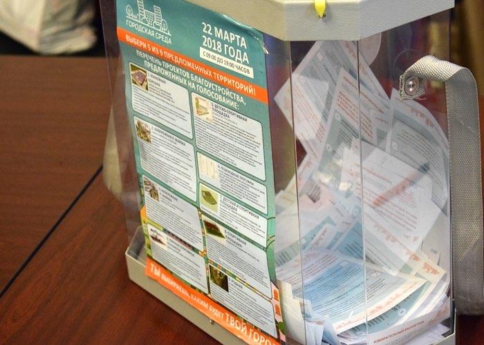 Большинство горожан проголосовало за благоустройство набережной у парка культуры