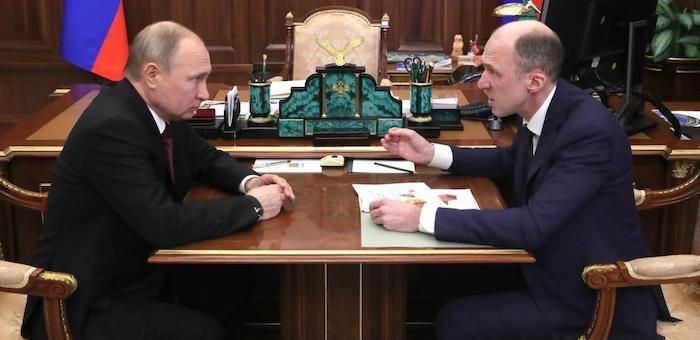 Врио главы Республики Алтай Олег Хорохордин обозначил свои приоритеты в экономике