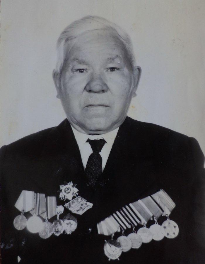 Воспоминания о гвардии капитане Кадыеве