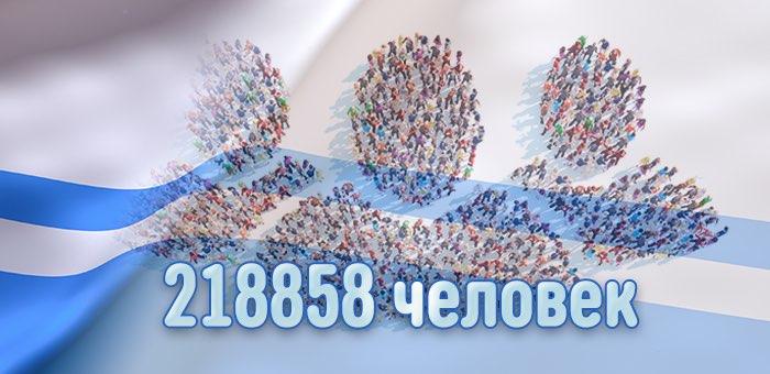 Республика Алтай вошла в пятерку самых малонаселенных регионов России
