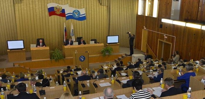 Четыре фракции выступили против инициативы единороссов о реформе избирательного законодательства
