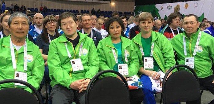 Спортсмены с Алтая выступили на всероссийских зимних сельских спортивных играх