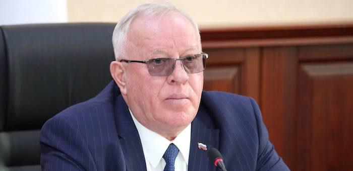 Александр Бердников поблагодарил президента России и жителей Республики Алтай