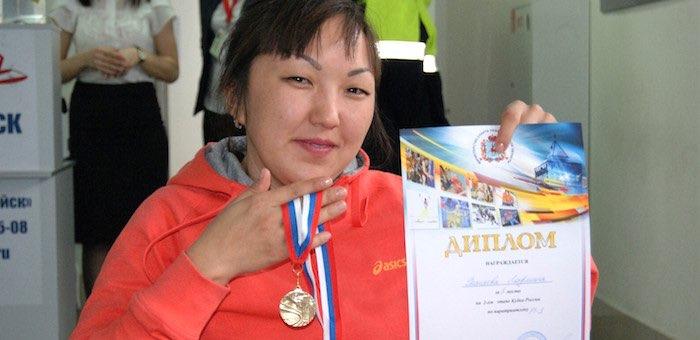 Людмила Рыспаева избрана председателем республиканского общества инвалидов