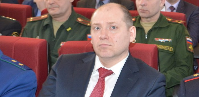 В Республике Алтай сменился начальник Управления ФСБ