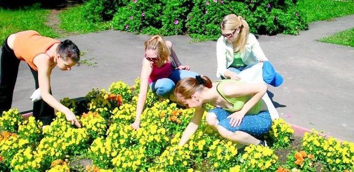 Молодежный центр объявляет набор подростков для трудоустройства