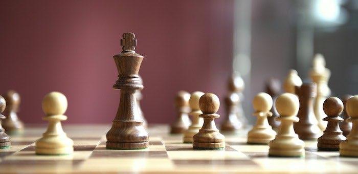 Полицейские завоевали «золото» на соревнованиях по шахматам