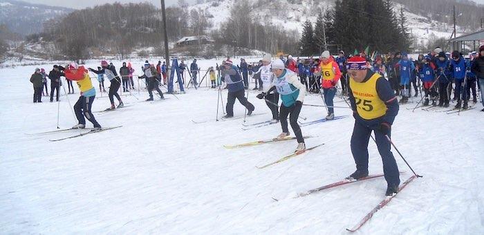 Лыжники закрыли спортивный сезон