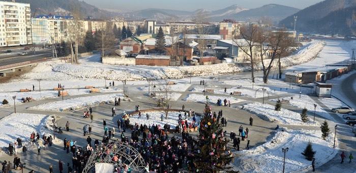 Республика Алтай показала хорошие результаты по формированию комфортной городской среды