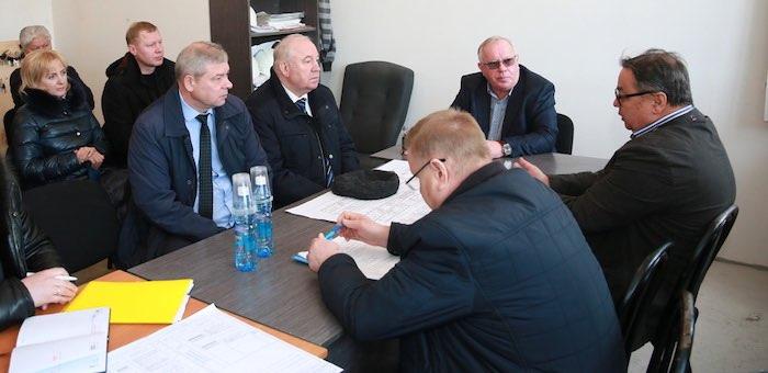 Александр Бердников провел рабочее совещание по строительству майминской районной больницы