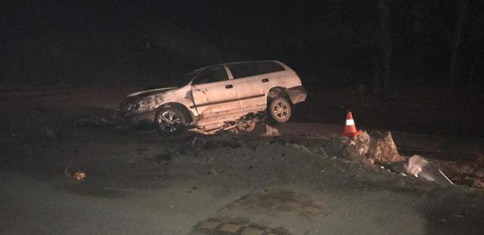ДТП в Чемале: водитель-подросток погиб, пять пассажиров получили травмы