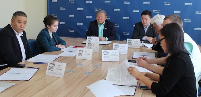 Зарегистрированы первые участники предварительного голосования «Единой России»
