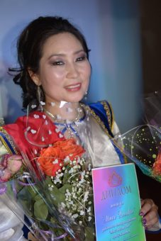 Конкурс красоты и талантов «Мисс Весна» прошел в Онгудае
