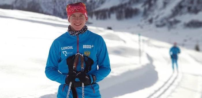 Андрей Собакарев стал бронзовым призером Универсиады в спринте