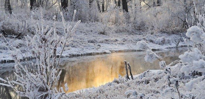 Кратковременное похолодание и снегопад ожидаются в начале недели