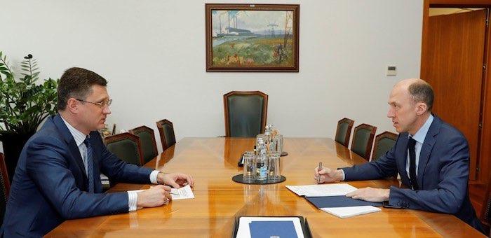 Задействовал личные связи: Хорохордин обсудил с Новаком вопрос снижения тарифов для Горного Алтая