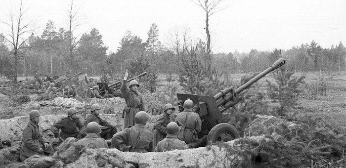 Первые бои на подступах к Берлину
