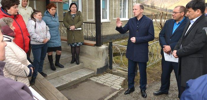 Олег Хорохордин пообещал поддержку сельхозпредприятиям