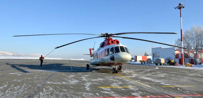 Сразу двух пациентов спасли медики благодаря санитарной авиации