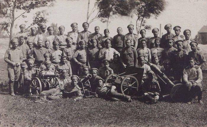 Три войны «алтайского белогвардейца»