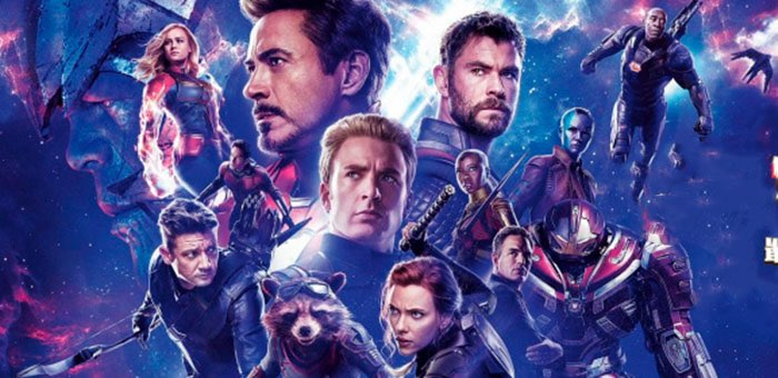 Финал «Мстителей»: масштабно, эпично, потрясающе