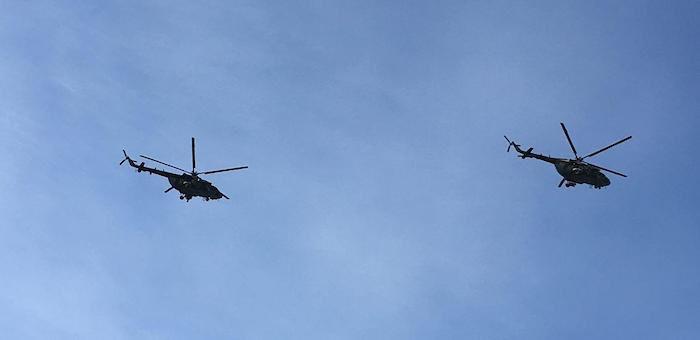 «Терминаторы» и «крокодилы» провели тренировки в горах Алтая