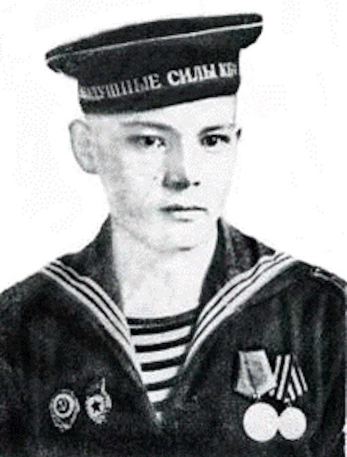 Подвиги 17-летнего героя в боях за Вену