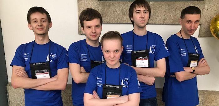 Наш земляк во второй раз выступит в финале чемпионата мира по программированию