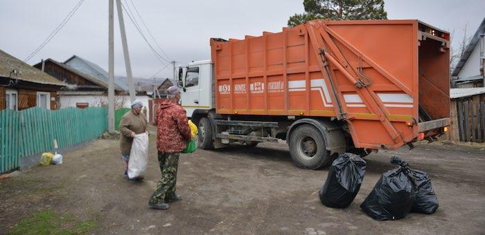 График вывоза мусора в Горно-Алтайске