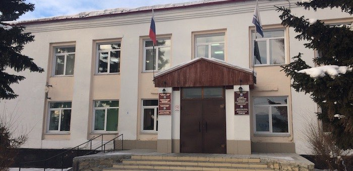 Спикер Госсобрания встретился с главой администрации Усть-Коксинского района