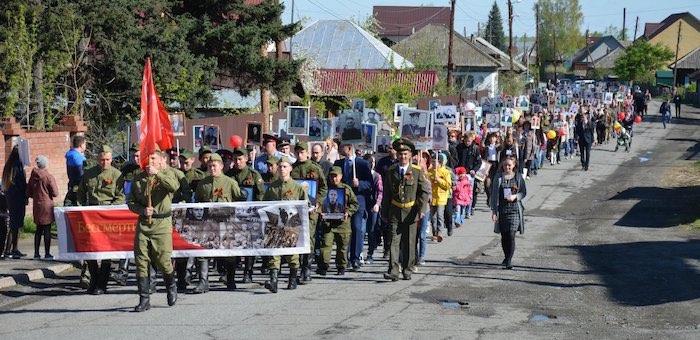 В Майминском районе готовятся к празднованию Дня Победы