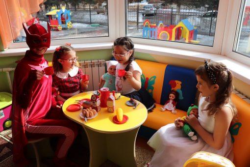 «Ростелеком» подарил развивающие игры воспитанникам детского сада в Горно-Алтайске