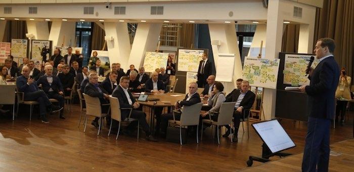 Олег Хорохордин принял участие в совещании по реализации национальных проектов