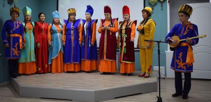 Вечер алтайской культуры прошел в Горно-Алтайске