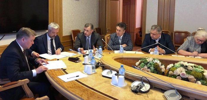 Иван Белеков будет курировать отношения Госдумы с парламентом Люксембурга
