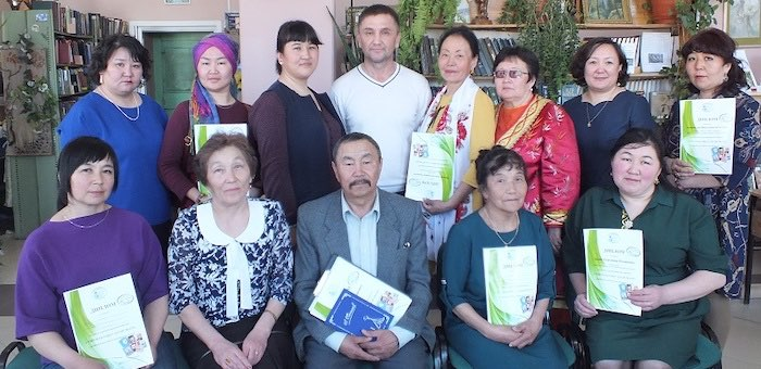 Конкурс чтецов классики на алтайском языке прошел в столице республики