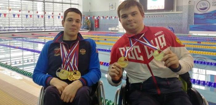 Горно-алтайские студенты стали победителями чемпионата России по плаванию