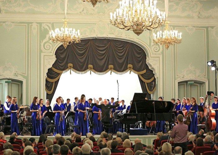 Композитор Байару Такшина представила свои произведения в симфонической мастерской в Минске