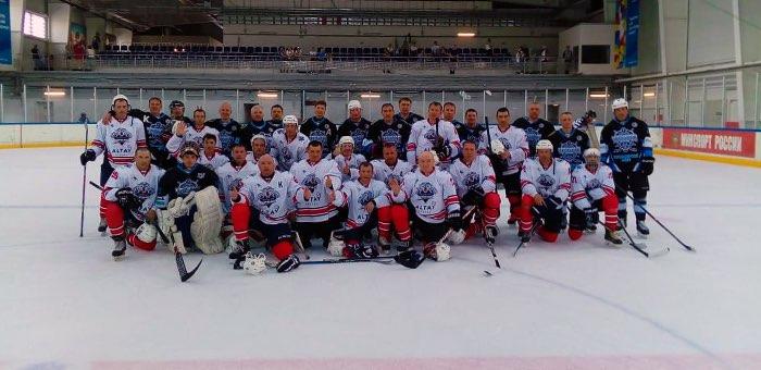 Алтайские хоккеисты завоевали бронзу на соревнованиях НХЛ в Сочи