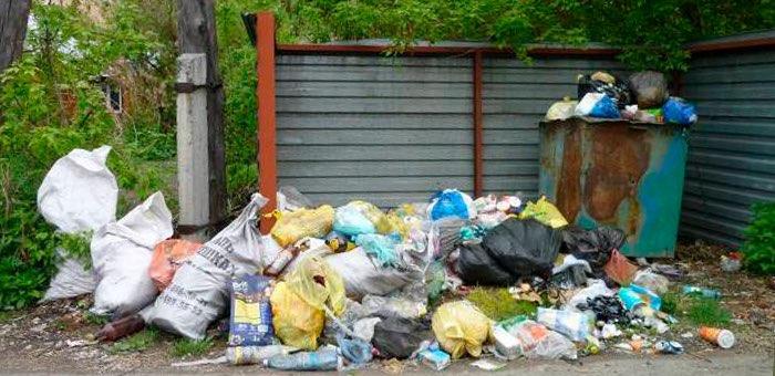 «Коммунальщик» вновь оштрафовали за несвоевременный вывоз мусора