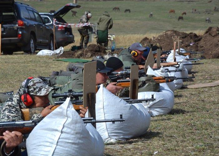Первенство по стрельбе из охотничьего нарезного оружия прошло на Алтае