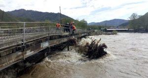Дожди оставили без транспортного сообщения несколько сел в Усть-Канском районе