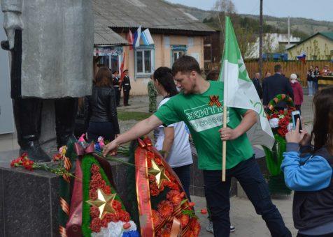 Автопробег «Помним и гордимся!» прошел в Майминском районе