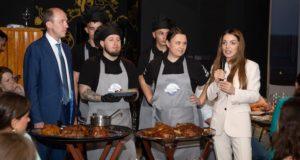 В Москве открылась неделя национальной алтайской кухни